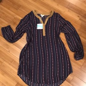 Muggy dress perfect for summer Sz L NWT